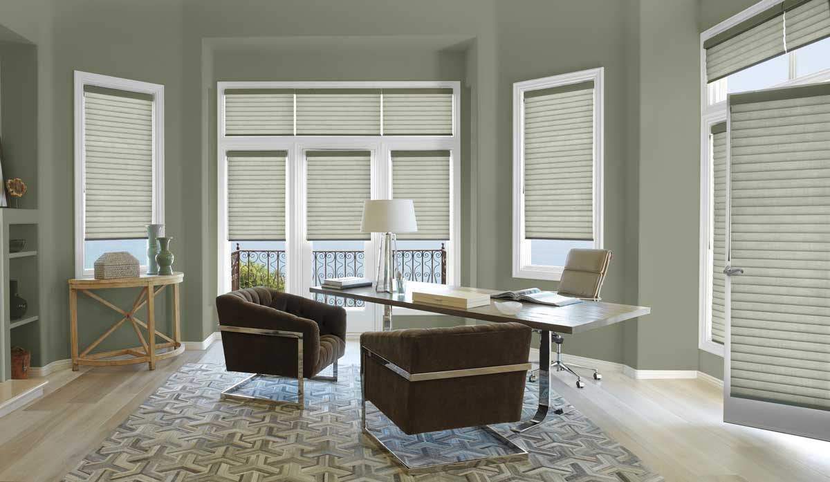 Custom Window Blinds and Coverings-Sonnette_SoftTouch