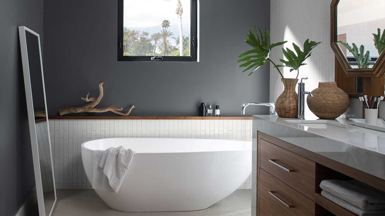 What Are Good Colours for Bathrooms?