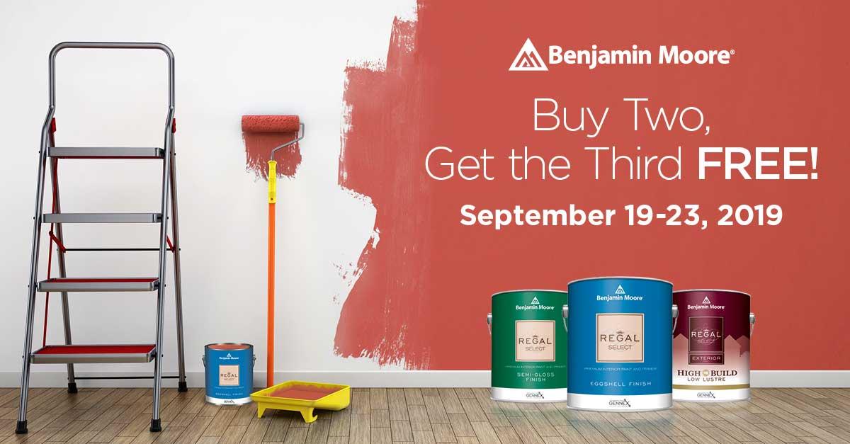 September 2019 Regal Sale