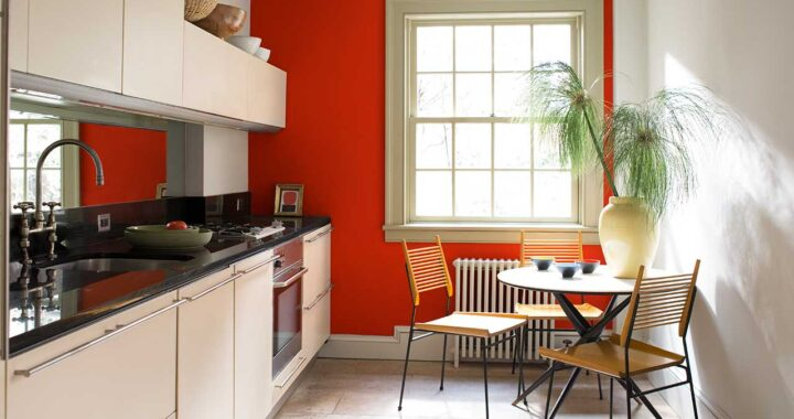Whether You Own or Rent, When is the Right Time to Repaint an Interior?