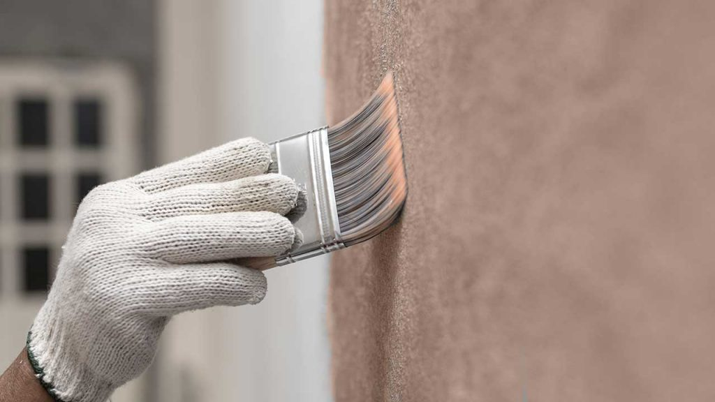 How to Paint Over Wallpaper   Mayfair Paint